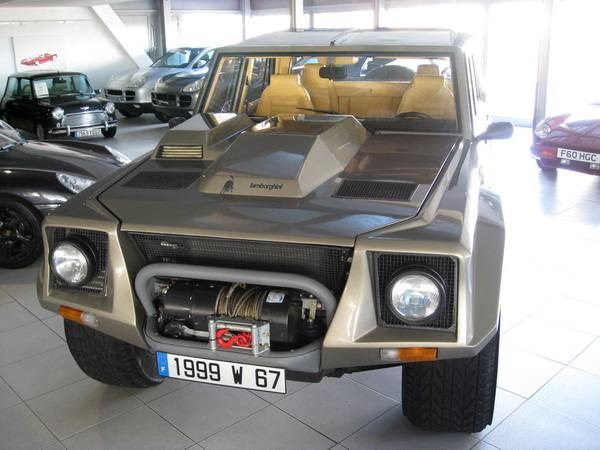 1991 LAMBORGHINI LM 002