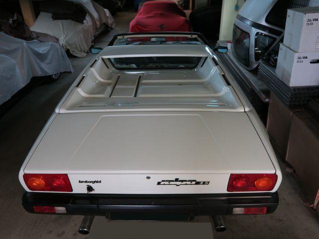 1985 LAMBORGHINI JALPA P 350