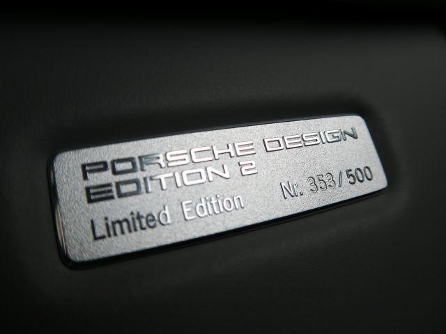 2008 PORSCHE BOXSTER S 987 DESIGN EDITION 2