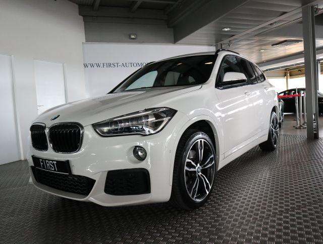 2016 BMW X1 25D PACK M SPORT XDRIVE