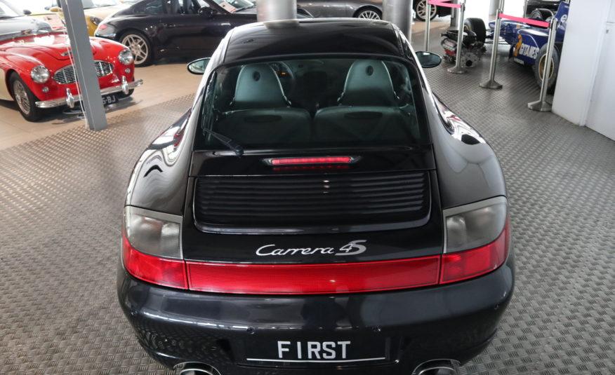 2003 PORSCHE 996 CARRERA 4S TIPTRONIC