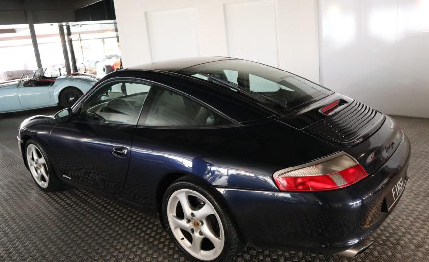 2005 PORSCHE 996 TARGA TIPTRONIC 3L6 320CV