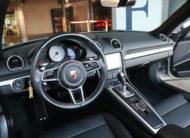 2017 PORSCHE 718 BOXSTER S PDK 350CV