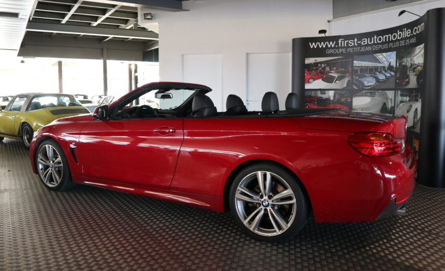 2014 BMW 435 IA PACK M CABRIOLET