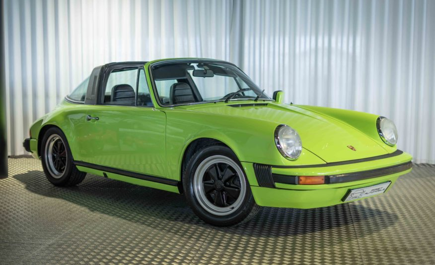 1978 PORSCHE 911 SC TARGA CHROME 3L0 180CV
