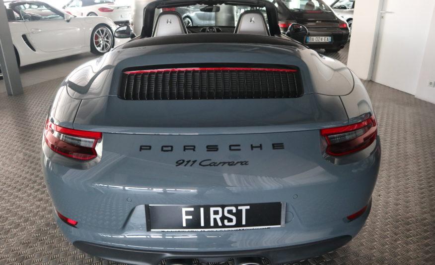 2018 PORSCHE 991 CARRERA CABRIOLET PDK PHASE 2 370CV