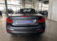 2019 BMW 218I CABRIOLET PACK M SPORT BVA8 136CV