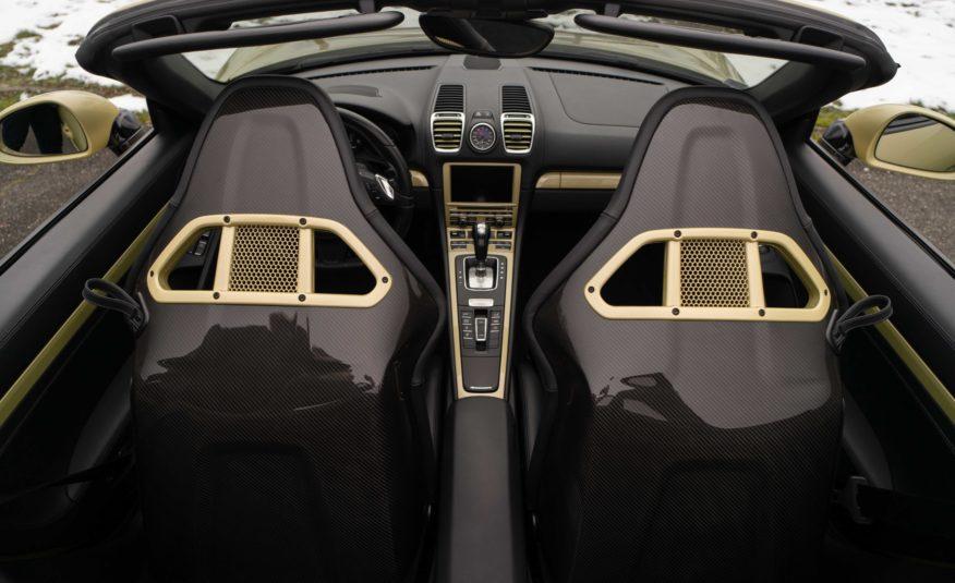 2015 PORSCHE BOXSTER GTS 981 PDK 3L4 330CV