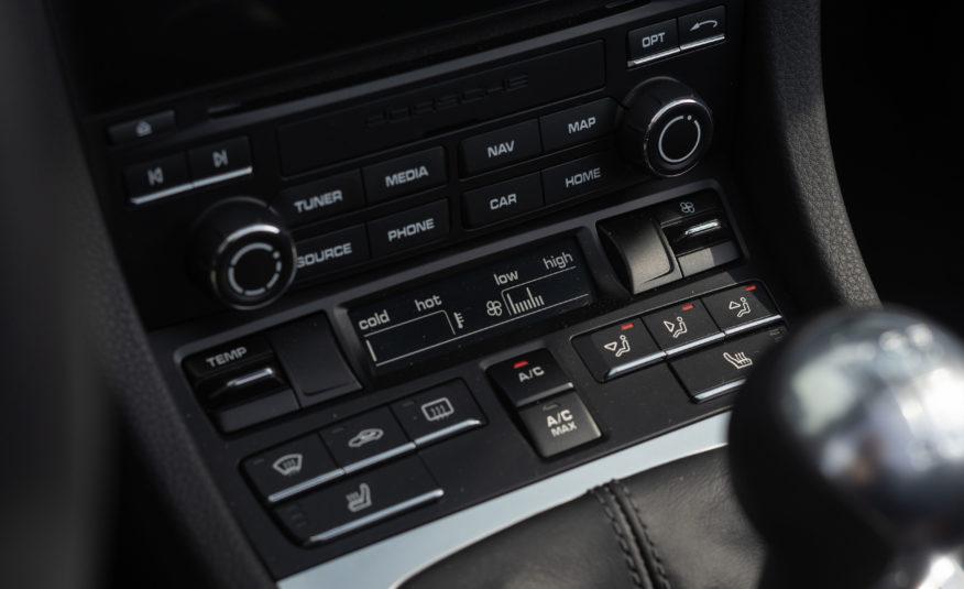 2017 PORSCHE 718 BOXSTER 2L0 300CV BVM6 PSE