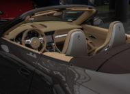 2013 PORSCHE 991 CARRERA 4S CABRIOLET PDK 3L8 400CV PSE