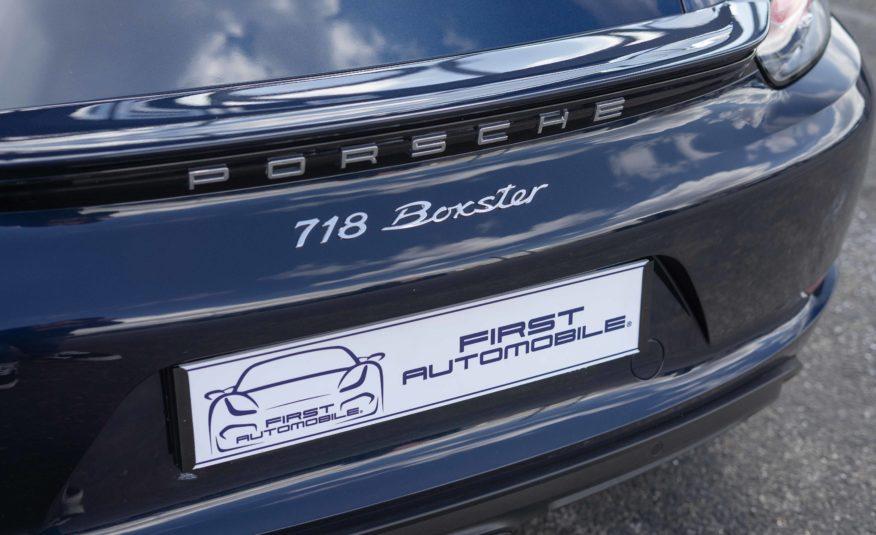 2017 PORSCHE 718 BOXSTER 2L0 300CV BVM6