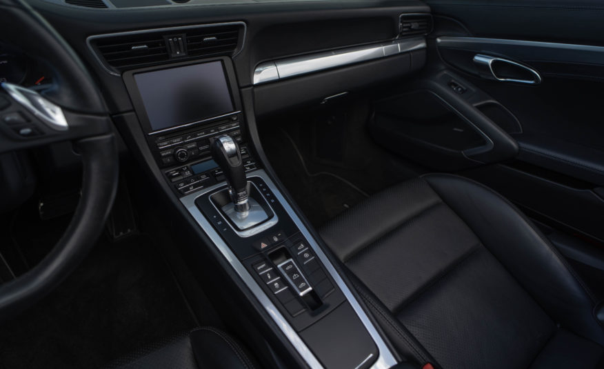 2012 PORSCHE 991 CARRERA CABRIOLET 3L4 350CV PDK