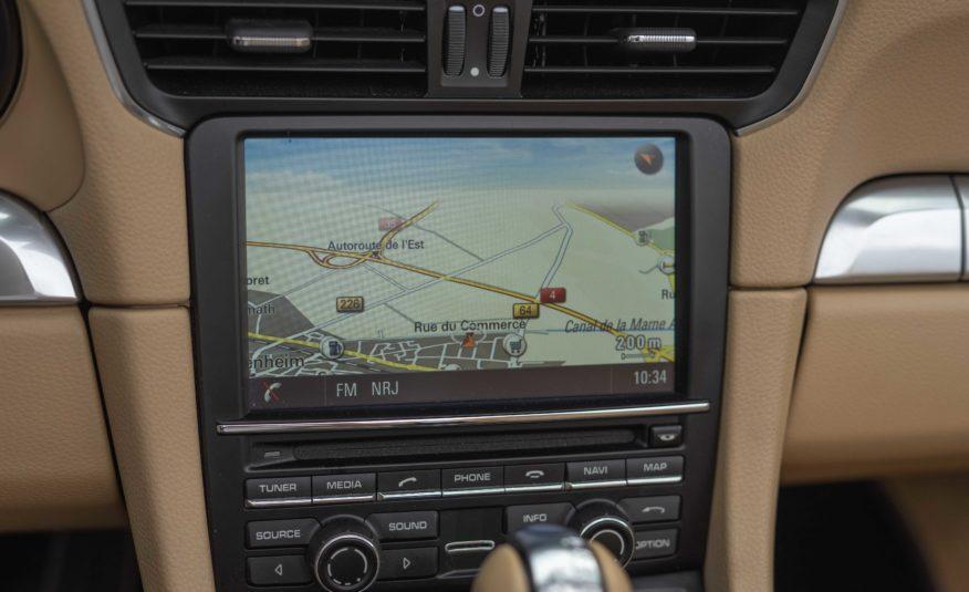 2013 PORSCHE 991 CARRERA 4S CABRIOLET 3L8 400CV PDK