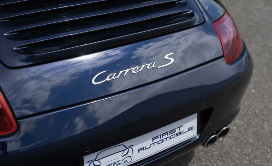 2006 PORSCHE 997 CARRERA S 3L8 355CV TIPTRONIC