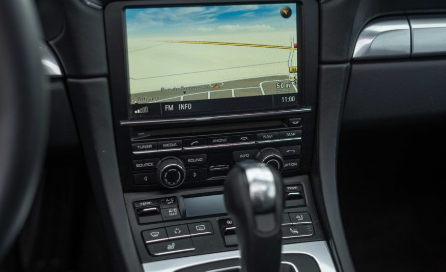 2013 PORSCHE 991 CARRERA 4 3L4 350CV PDK